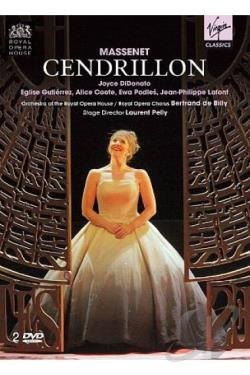 Cendrillon (Royal Opera House) DVD Cover Art