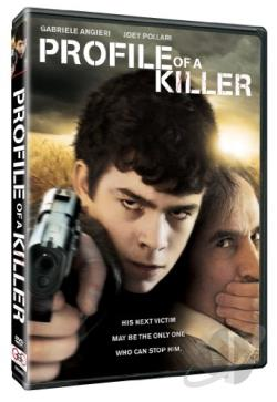 Profile of a Killer DVD Cover Art