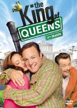 King of Queens - The Complete Fifth Season DVD Cover Art
