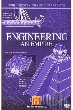 Engineering an Empire DVD Cover Art