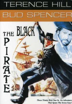 Black Pirate DVD Cover Art