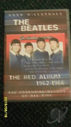 Beatles - The Red Album DVD Cover Art