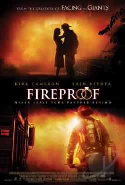Fireproof DVD Cover Art