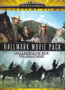 Hallmark Movie Pack DVD Cover Art