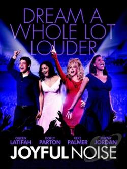 Joyful Noise DVD Cover Art