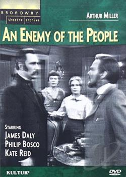 Enemy of the People DVD Cover Art