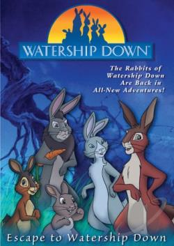 Escape To Watership Down DVD Cover Art