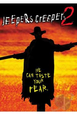 Jeepers Creepers 2 DVD Cover Art
