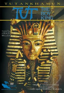 Tut - The Boy King DVD Cover Art