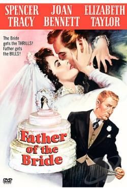 Father of the Bride DVD Cover Art