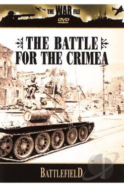 Battlefield - The Battle for the Crimea DVD Cover Art