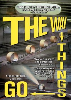 Way Things Go DVD Cover Art