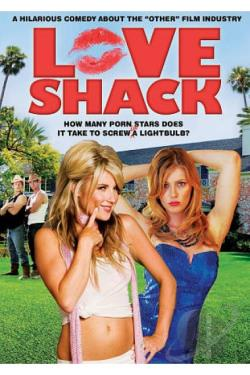 Love Shack DVD Cover Art