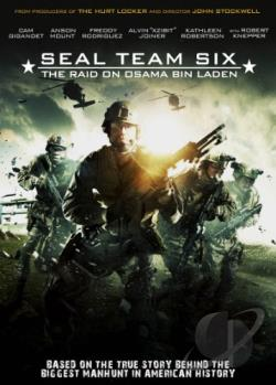 SEAL Team Six: The Raid on Osama bin Laden DVD Cover Art