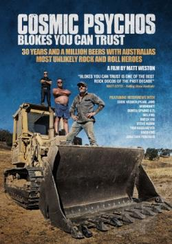 Cosmic Psychos – Blokes You Can Trust (DVD)