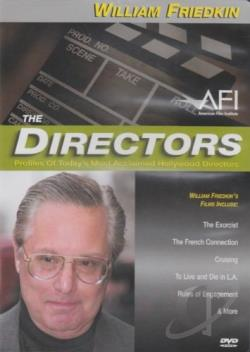 Directors Series - William Friedkin DVD Cover Art