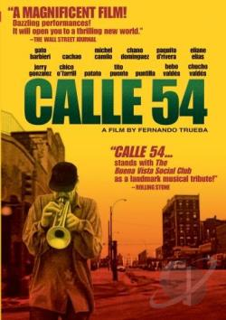 Calle 54 DVD Cover Art