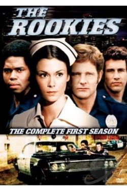 Rookies - The Complete First Season DVD Cover Art