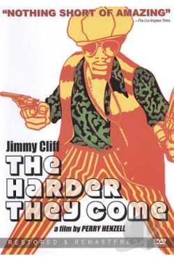 Harder They Come DVD Cover Art