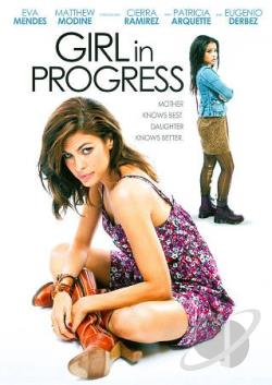 Girl in Progress DVD Cover Art