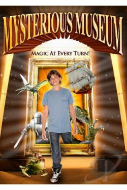 Mysterious Museum DVD Cover Art