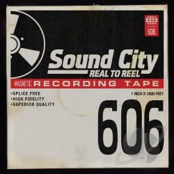 Sound City DVD Cover Art