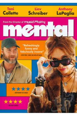 Mental DVD Cover Art