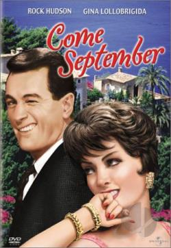 Come September DVD Cover Art