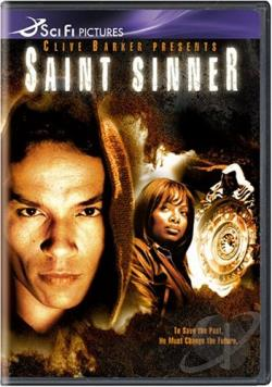 Clive Barker Presents Saint Sinner DVD Cover Art
