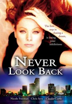 Never Look Back DVD Cover Art