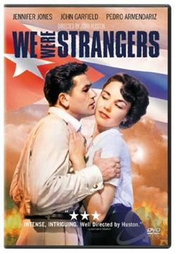 We Were Strangers DVD Cover Art