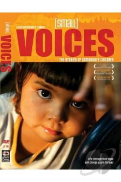 Small Voices: The Stories of Cambodia's Children DVD Cover Art