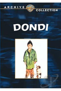 Dondi DVD Cover Art