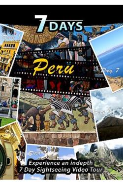 7 Days - Peru DVD Cover Art