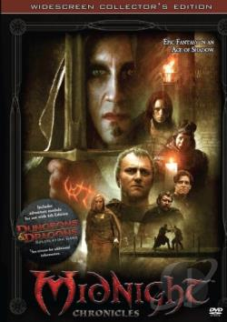Midnight Chronicles DVD Cover Art