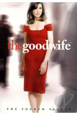 Good Wife: The Fourth Season DVD Cover Art