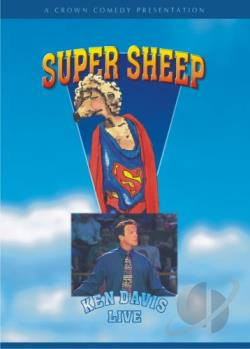 Ken Davis: Super Sheep DVD Cover Art
