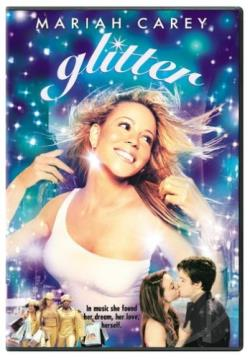 Glitter DVD Cover Art