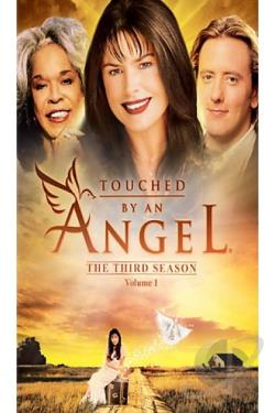 Touched By An Angel - The Complete Seasons 1-3 DVD Cover Art