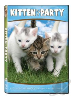 Kitten Party DVD Cover Art
