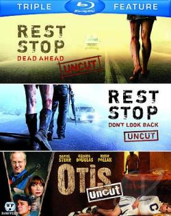 Rest Stop: Dead Ahead/Rest Stop: Don't Look Back/Otis BRAY Cover Art