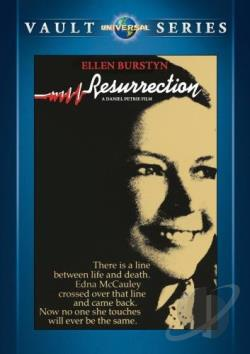 Resurrection DVD Cover Art