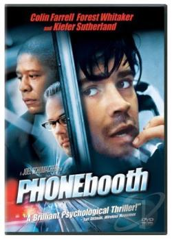 Phone Booth DVD Cover Art