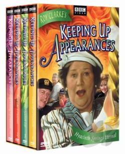 Keeping Up Appearances - Hyacinth Springs Eternal DVD Cover Art