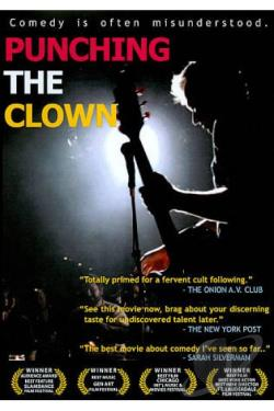 Punching the Clown DVD Cover Art
