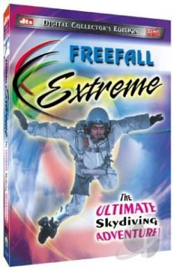 Freefall Extreme - The Ultimate Skydiving Rush DVD Cover Art