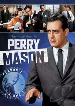 Perry Mason - Season 1: Vol. 1 DVD Cover Art
