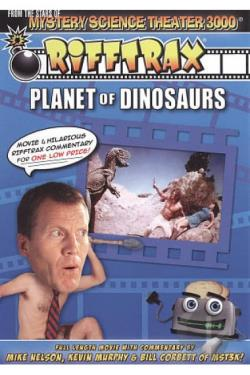 Planet of the Dinosaurs DVD Cover Art