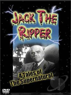 Jack the Ripper DVD Cover Art