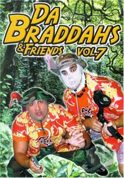 Da Braddahs and Friends - Volume 7 DVD Cover Art